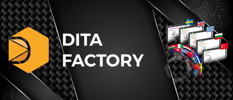 CCMS DITA Factory
