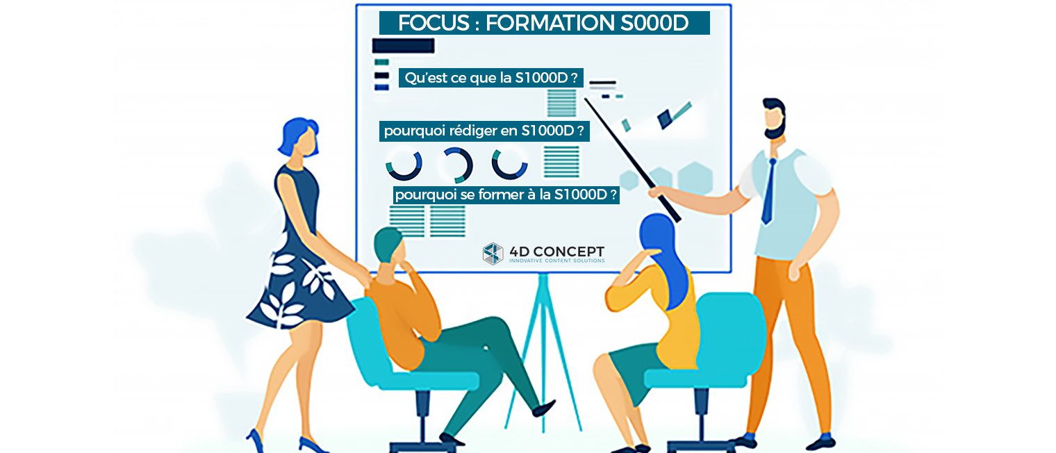 formation S1000D